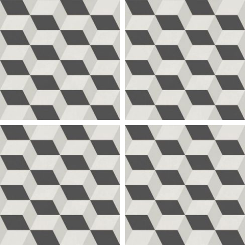 33×33 Carmen Cube Grey