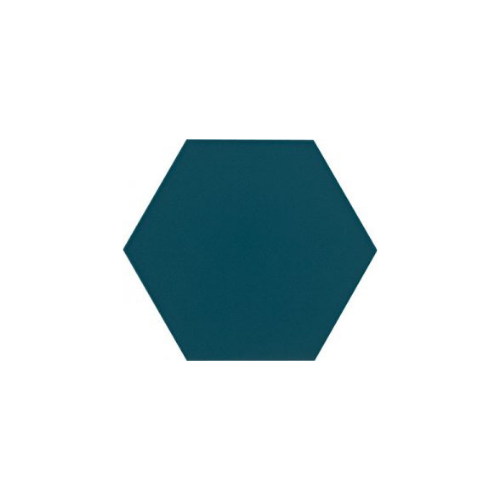 14×16 HEX Room Indian Teal