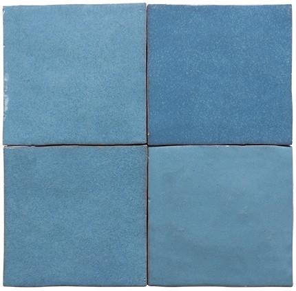 10×10 Zellige Blue