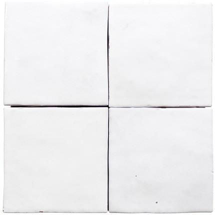 10×10 Zellige White